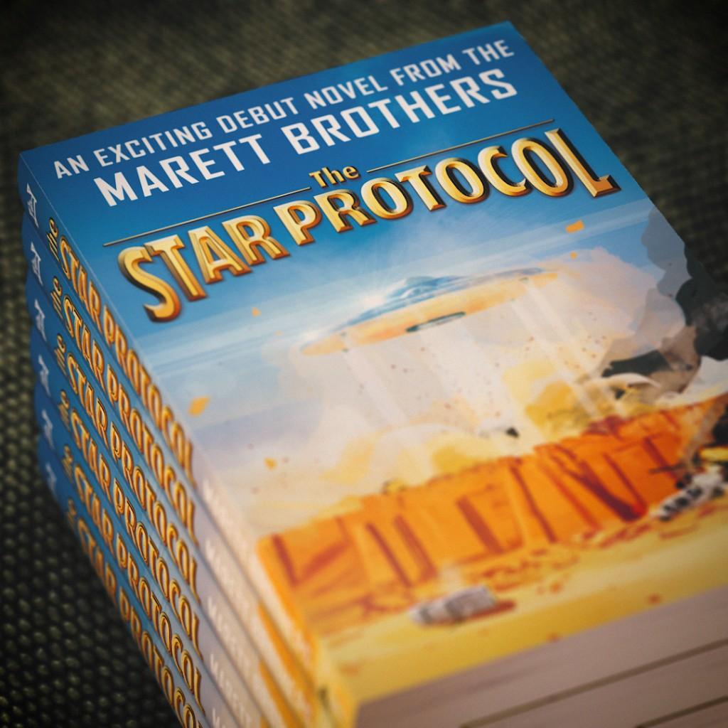 the star protocol paperback