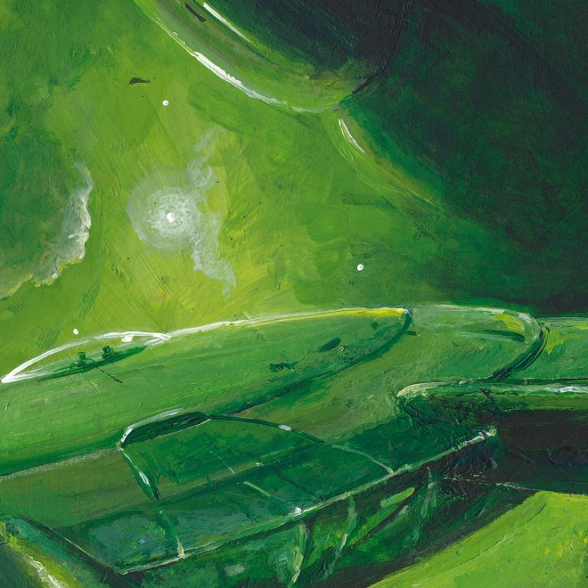 Bob Layzell Art – Sneak Peek